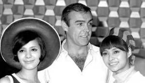 Sir Thomas Sean Connery as James Bond