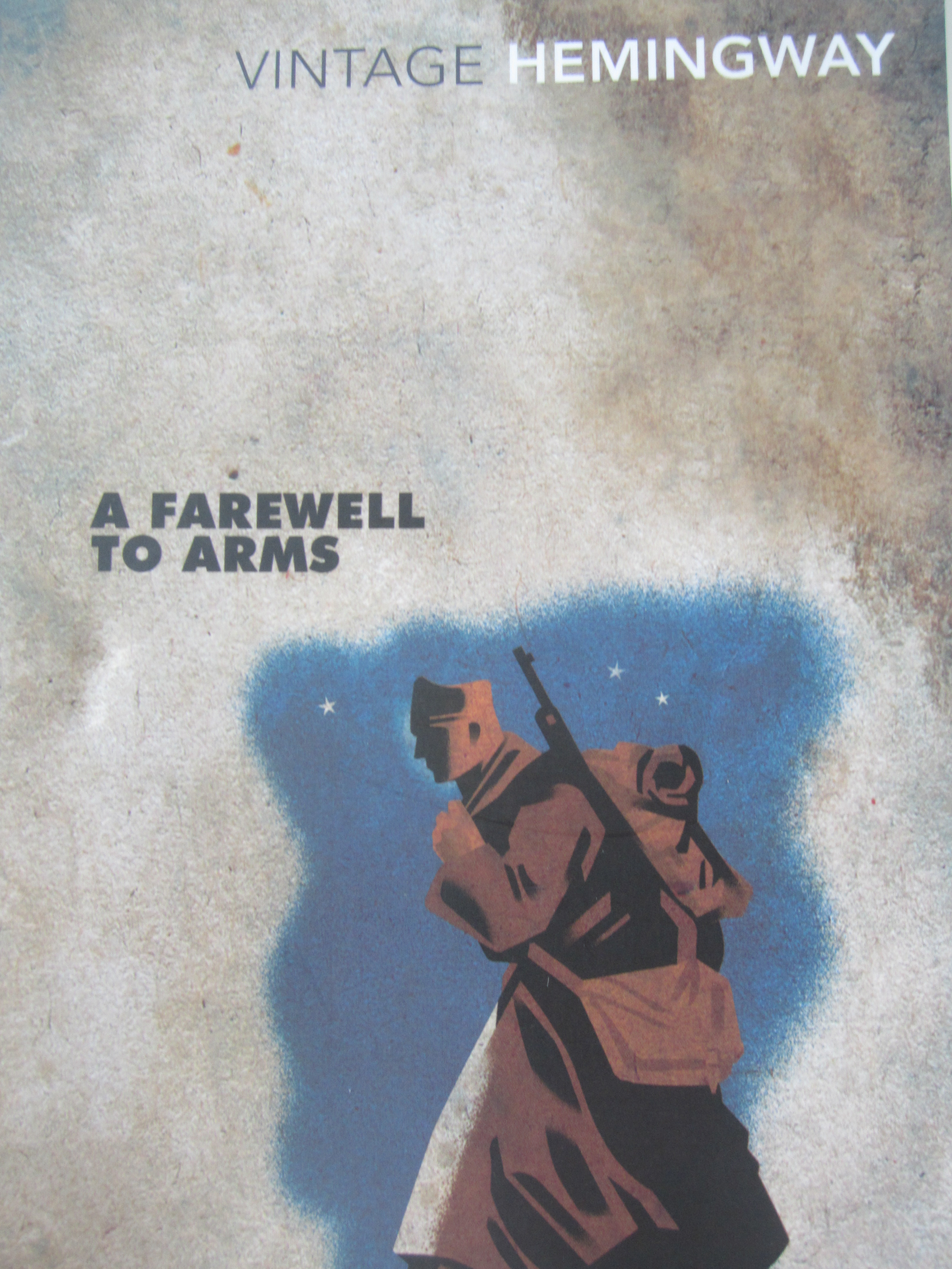 a farewell to arms ernest hemingways A farewell to arms delivered on the promise of ernest hemingway's early work and secured his place as a great american writer pulling from biographical context (hemingway's experience in.