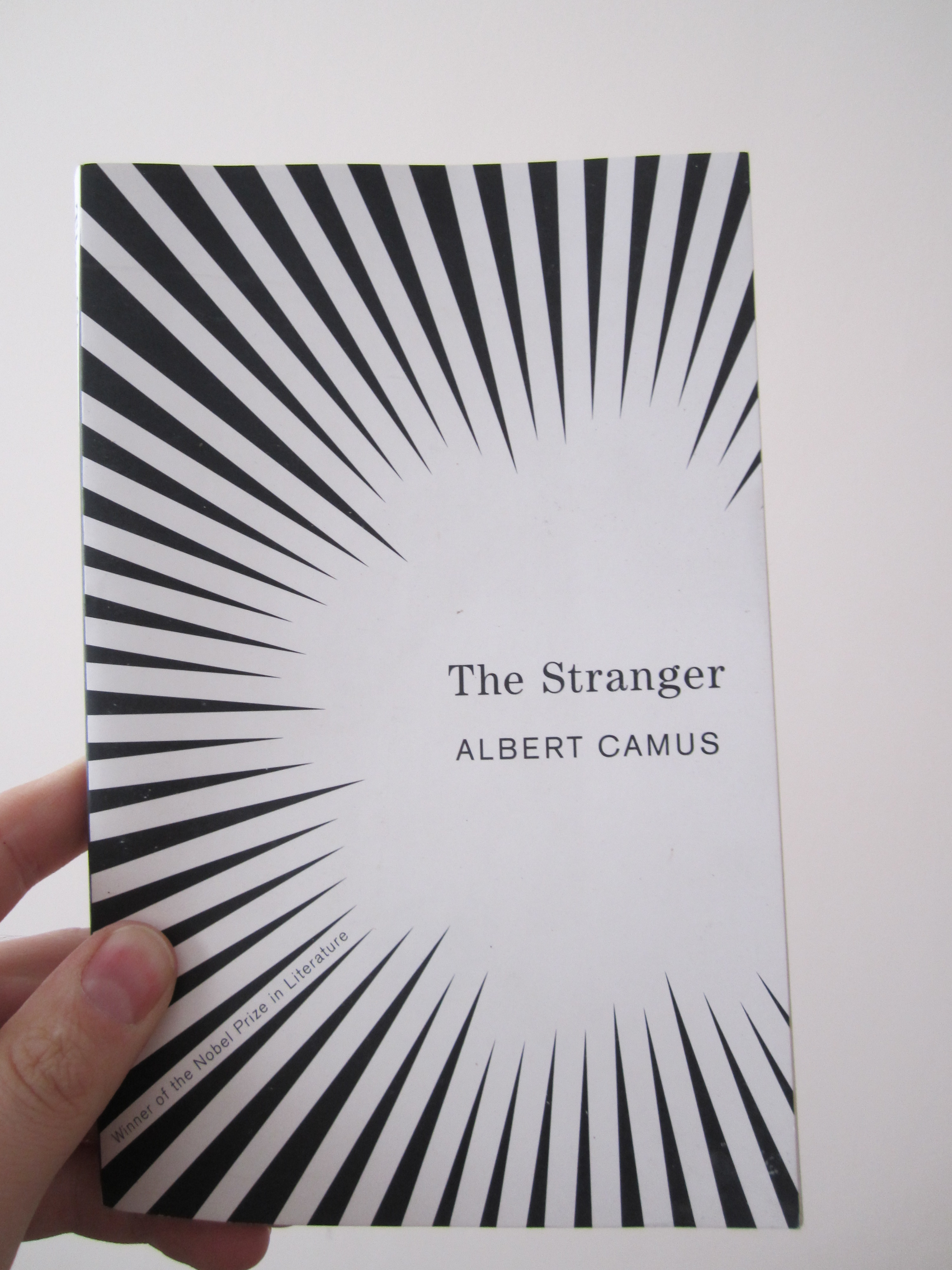the stranger by albert camus cg fewston 4560