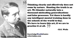 hg-wells-on-thinking
