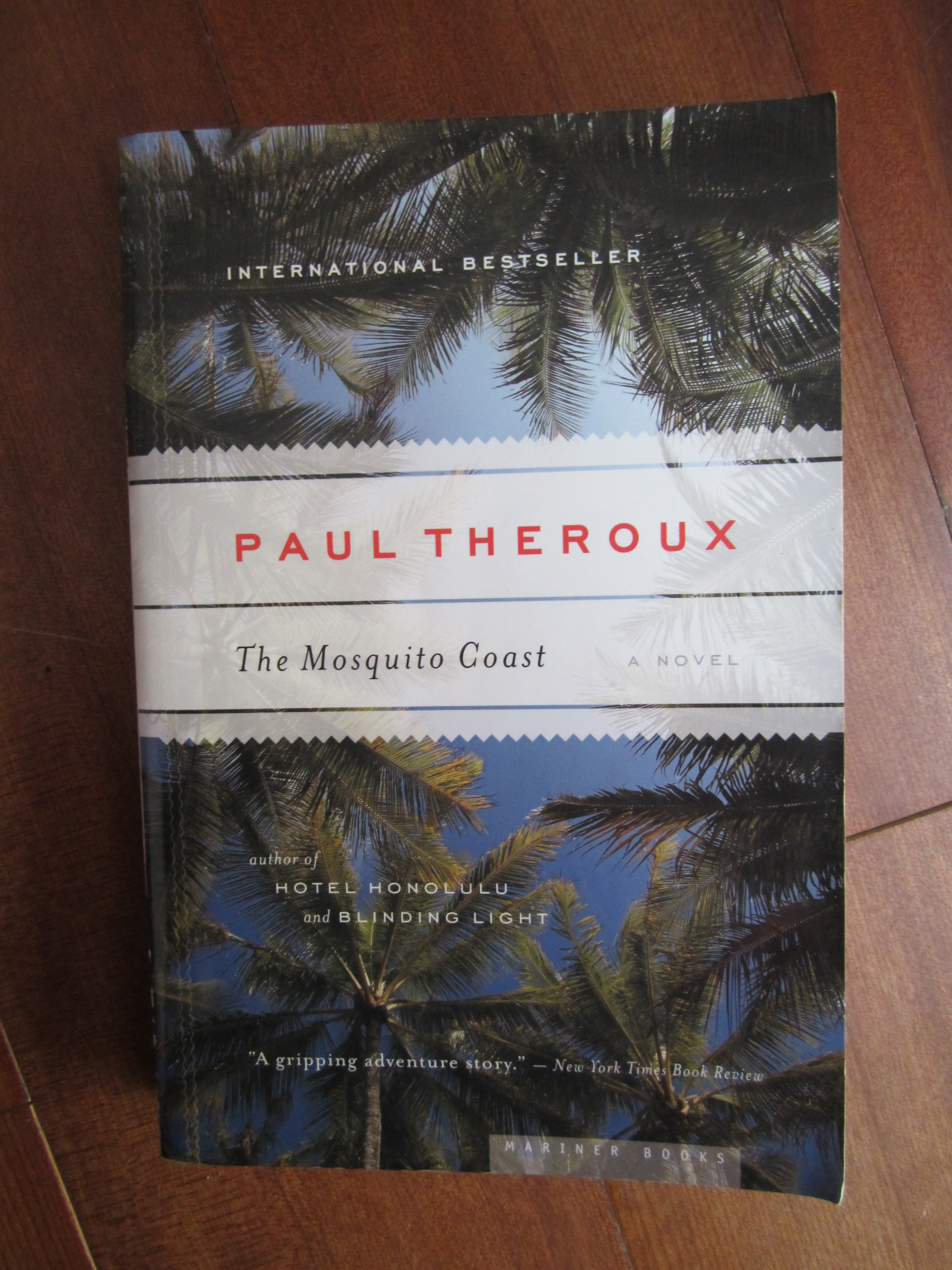 the mosquito coast essay This 14-page resource is a set of short writing tasks, and formal essay questions in the style of a level, ap and ib examinations  the-mosquito-coast-study.