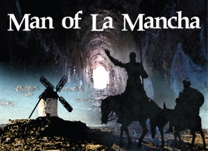Man of La Mancha Title