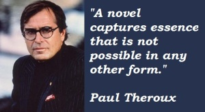 Paul Thereaux, author. CLR flatbed.