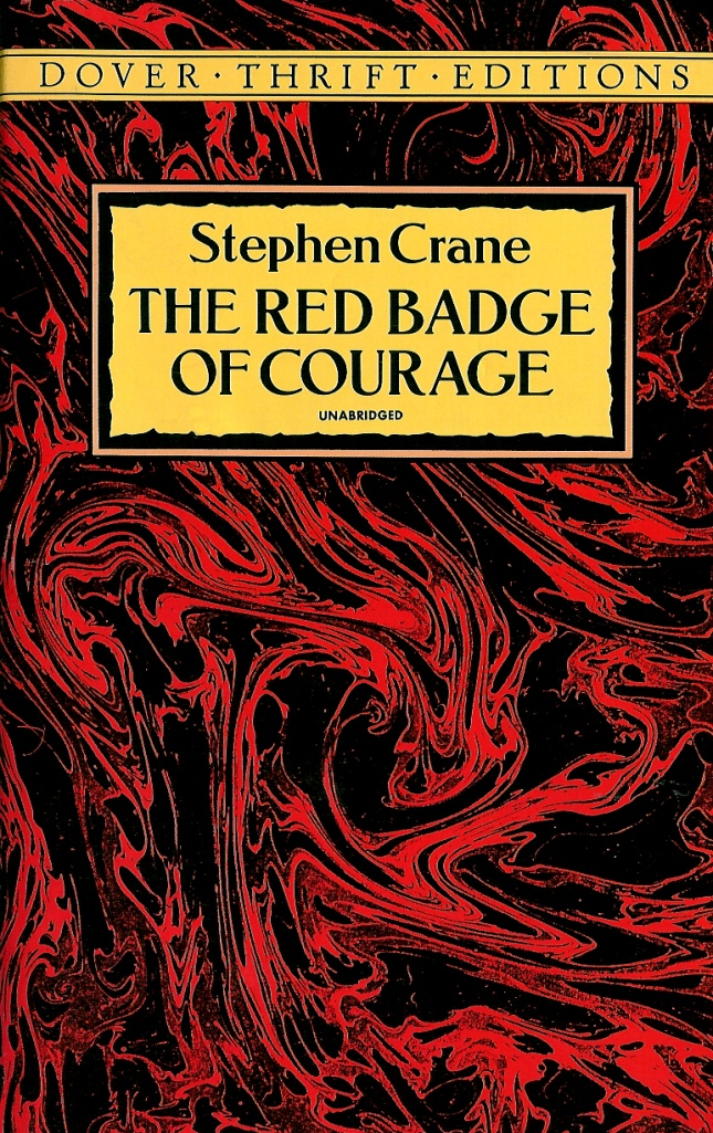 thesis for the red badge of courage Red badge of courage later american literature mr ferris spring 2015 the red badge of courage essay assignment below are two central questions to consider as we close our study of stephen.