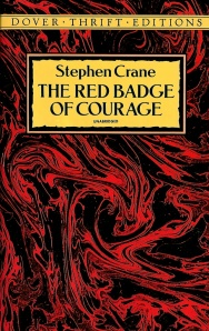 the red badge of courage essay question The red badge of courage by stephen crane essay examples - the red badge of courage by [tags: crane red badge courage are reasons to question the basis.