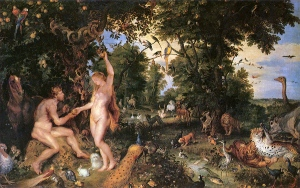 The-Garden-of-Eden-with-the-Fall-of-Man