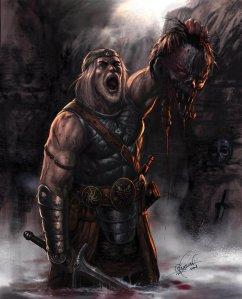 Beowulf Art 8