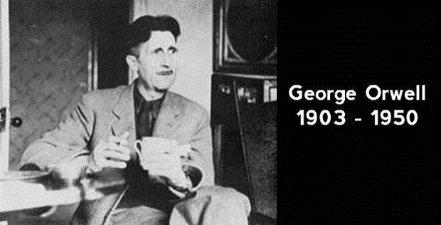 george orwell discussing question Items 1 - 8 of 21  edgar allan poe: 5 essentials for the betterment of a story elmore leonard: 10  rules for good writing george orwell: 6 questions/6 rules.