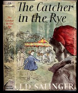 Catcher in the Rye essay- can someone read my response?