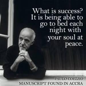Inspirational- Paulo Coelho- 2