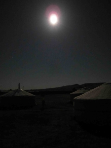 Gers_under_Full_Moon_Mongolia