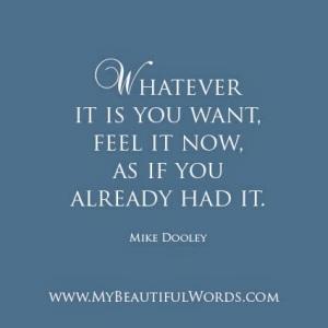 Mike-Dooley---Feel-It-Now