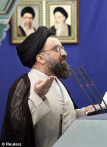 cleric Ahmad Khatami
