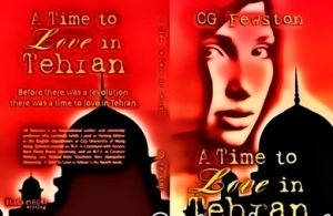 Cover photo cartoon - A Time to Love in Tehran