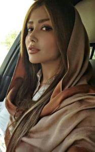 Tehrani woman