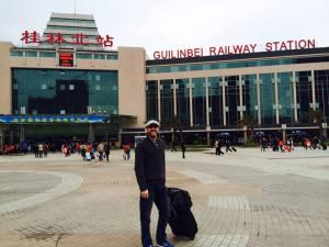 CG Fewston in Guilin 2 - April 2015