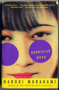 the theme of life and death in norwegian wood a novel by haruki murakami I sit here having just read the final sentences of norwegian wood by haruki murakami  love with murakami 'norwegian wood' book  of life and death,.