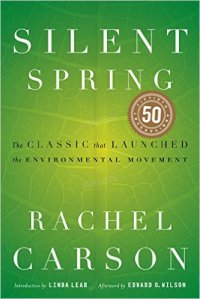 r carson silent spring cover
