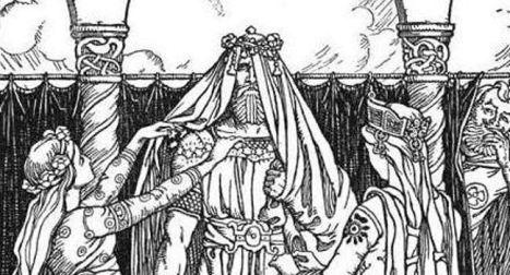 Thor as bride
