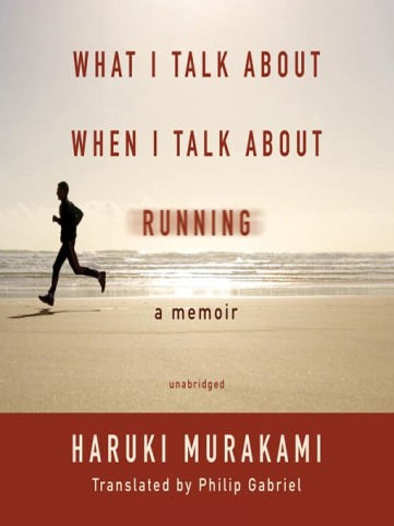 book cover running